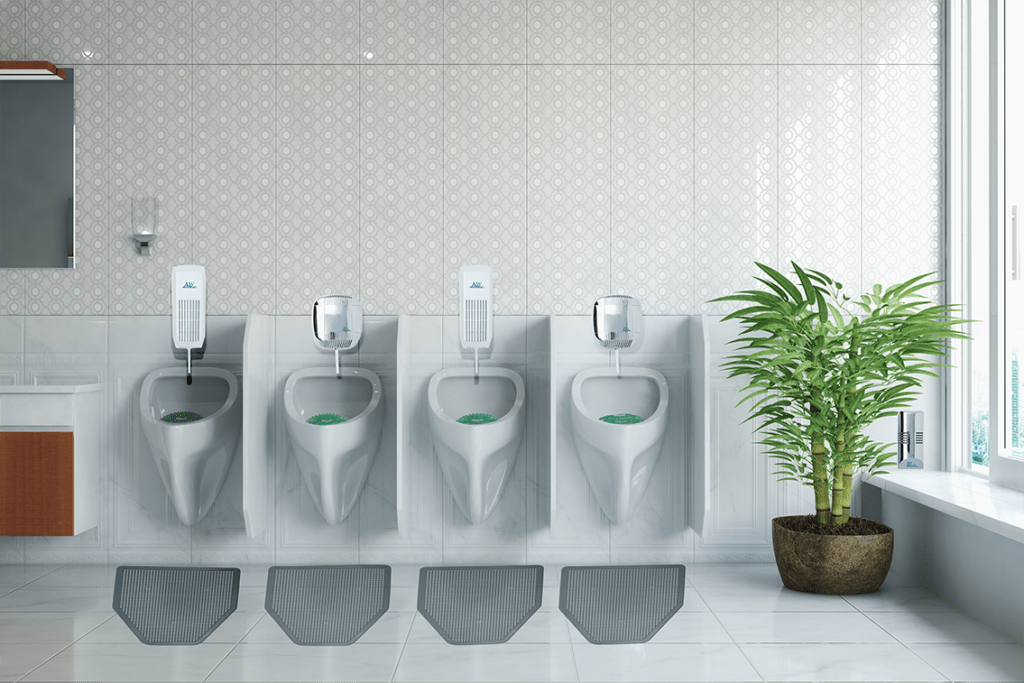 AeroWest Restroom Deodorizing Products