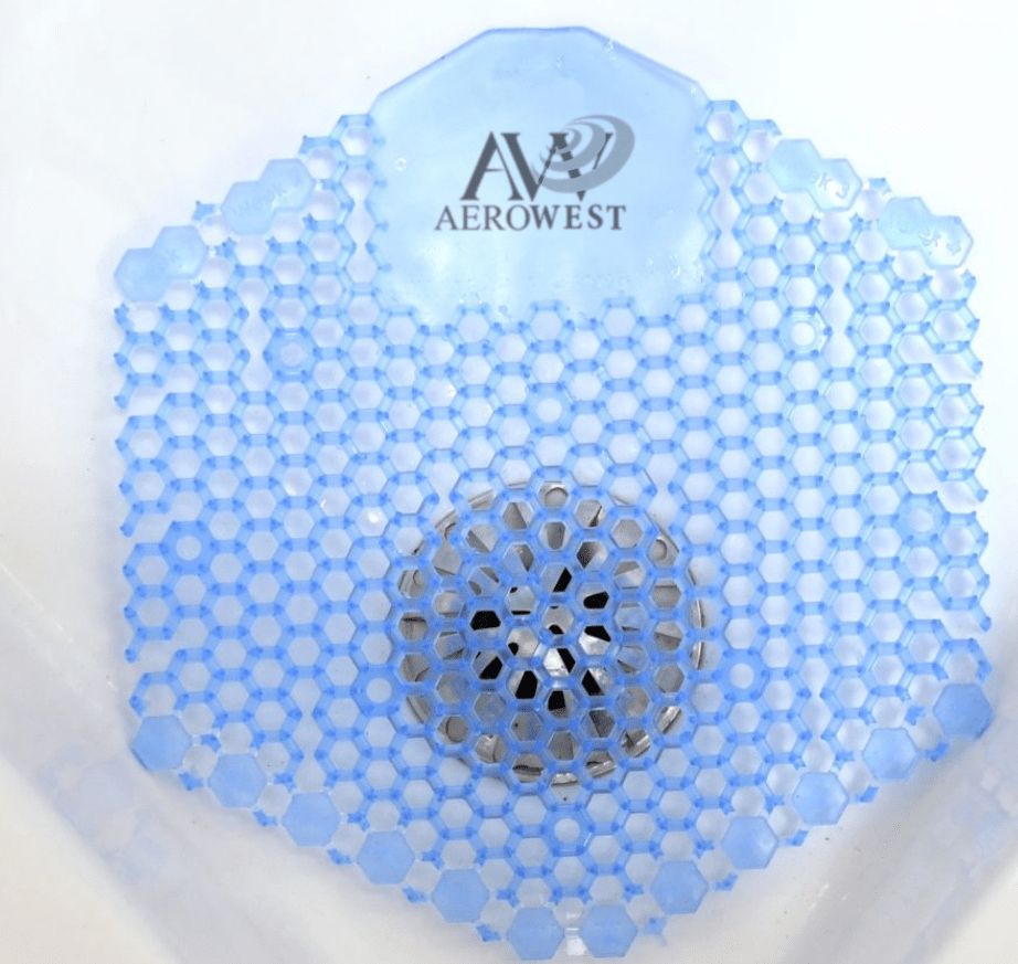 AeroWest urinal screen