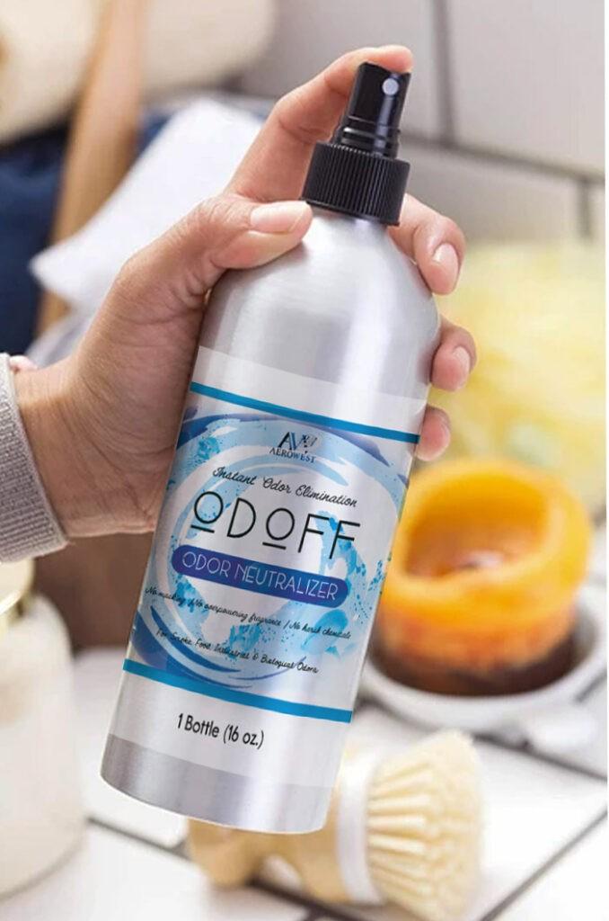 Odoff Odor Neutralizer spray